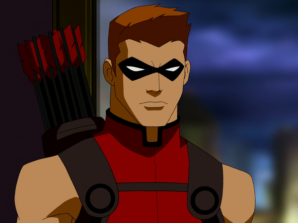Red Arrow   Young Justice Wiki   Fandom powered by Wikia