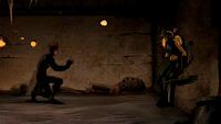 Kid Flash and Artemis strangers