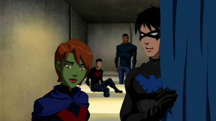 Happy New Year  Young Justice Wiki  FANDOM powered by
