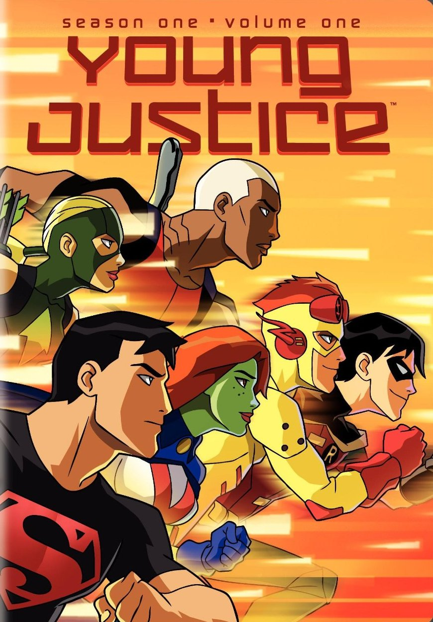 Image result for young justice season 1