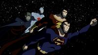 Heroes in space