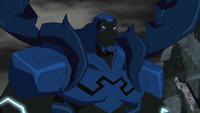 Blue Beetle on mode