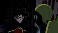 Robin teases Artemis.png
