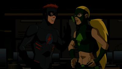 Kid Flash X Artemis Kid Flash and Artemis s
