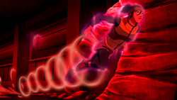 Asami's powers
