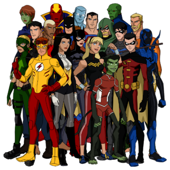 Young Justice Fanon Wiki