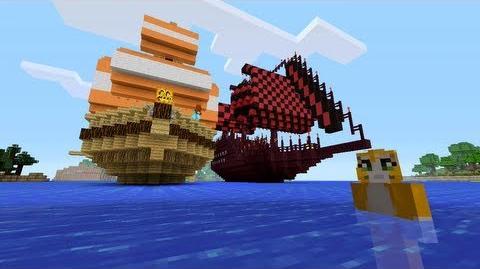 Minecraft Xbox - Sinking Feeling 124