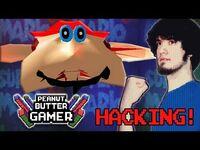 Super Mario 64 HACKING! - PBG