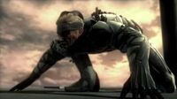 Metal Gear Solid 4 - Final Battle Cutscene HD