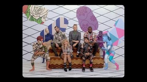 Official Video Can't Sleep Love – Pentatonix