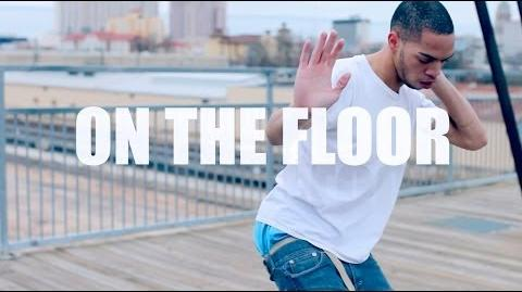 IceJJFish - On The Floor (Official Music Video) ThatRaw