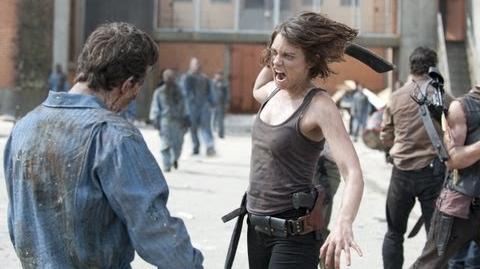 "Review The Walking Dead Season 3 Episode 1-""Seed"""