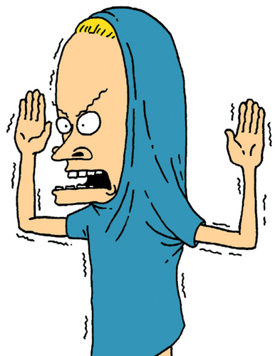 Image result for cornholio