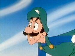 Luigi possessed
