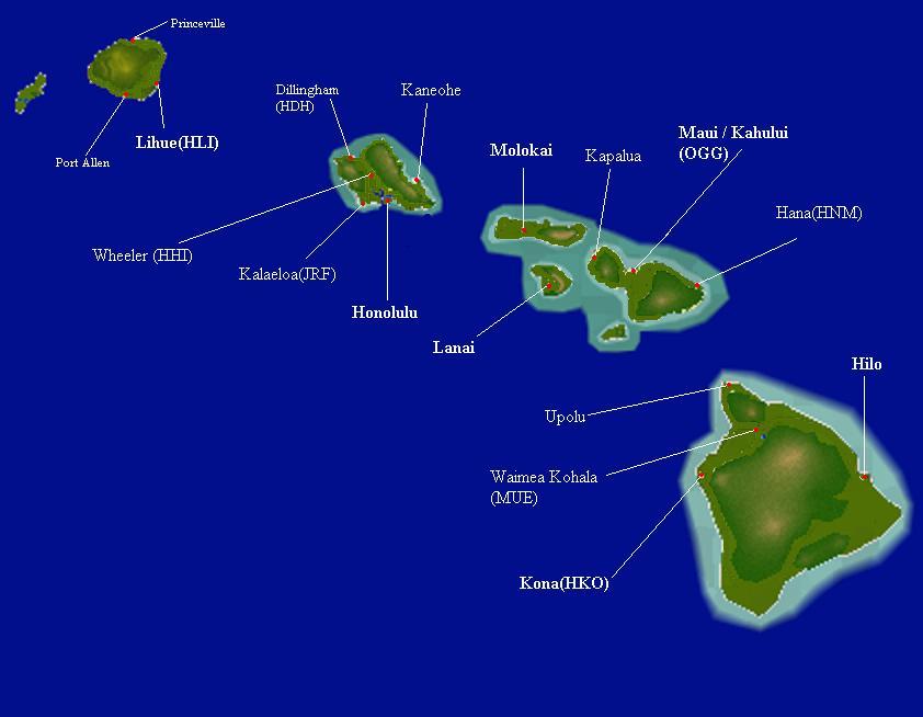 Hawaii  YS Flight Sim Wiki  FANDOM powered by Wikia
