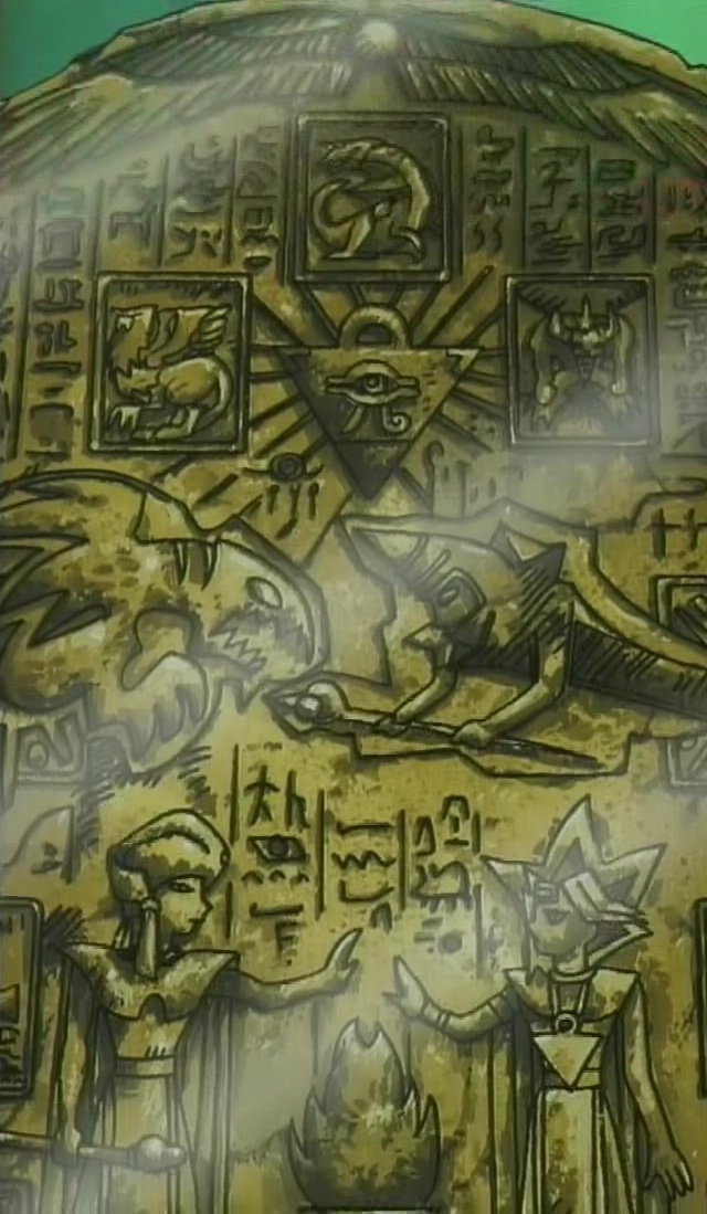 Tablet Of Lost Memories Yu Gi Oh Fandom Powered By Wikia