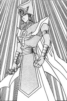 Priest Seto manga fullbody