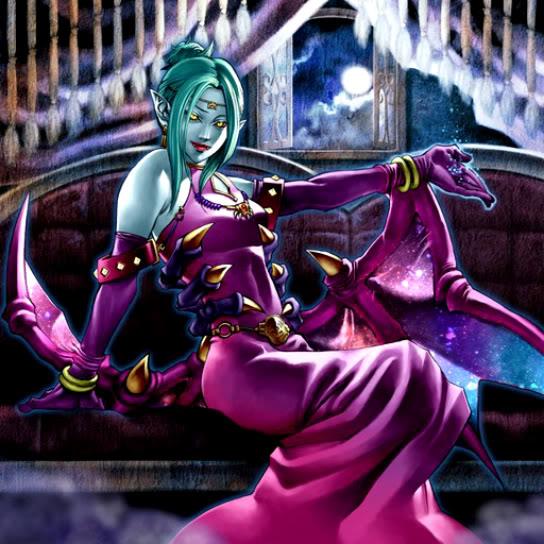 Risultati immagini per vampire lady yugioh