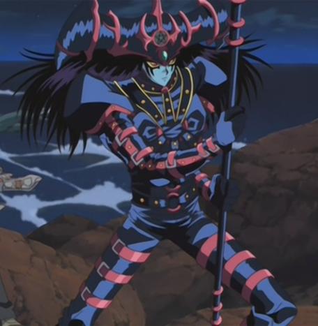 Dark Magician of Chaos (anime)   Yu-Gi-Oh!   FANDOM ...  Dark Magician o...