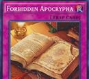 Forbidden Apocrypha