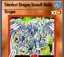 Stardust Dragon/Assault Mode (BAM)