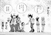 Yuma Defeats Tokunosuke