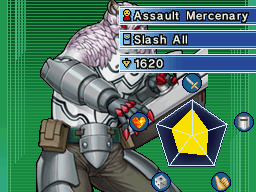 Assault Mercenary-WC09