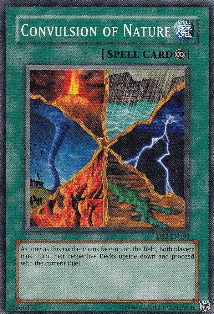 card tipsconvulsion of nature yugioh fandom