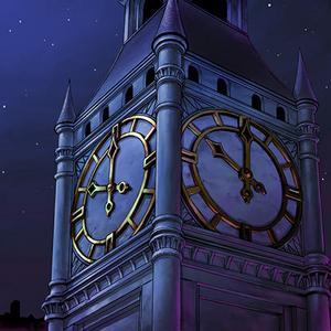 Clock Counter