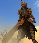 Yu-Gi-Oh! in Vindictus Ikrium