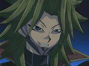 Yusuke under Nightshroud's control
