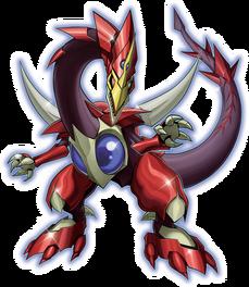 """Odd-Eyes Dragon"""