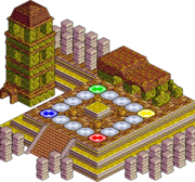 Mayan Ruins-DBT