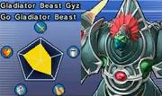 Gladiator Beast Gyzarus-WC09
