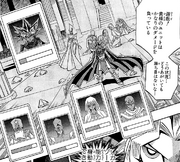 MW-043 Dark Yugi's team