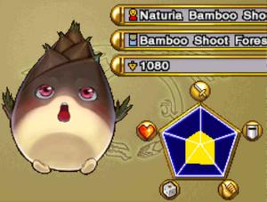 Naturia Bamboo Shoot-WC11