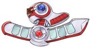 Academy Disk V2 Slifer Red