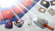 Yu-Gi-Oh! in Sket Dance ep23