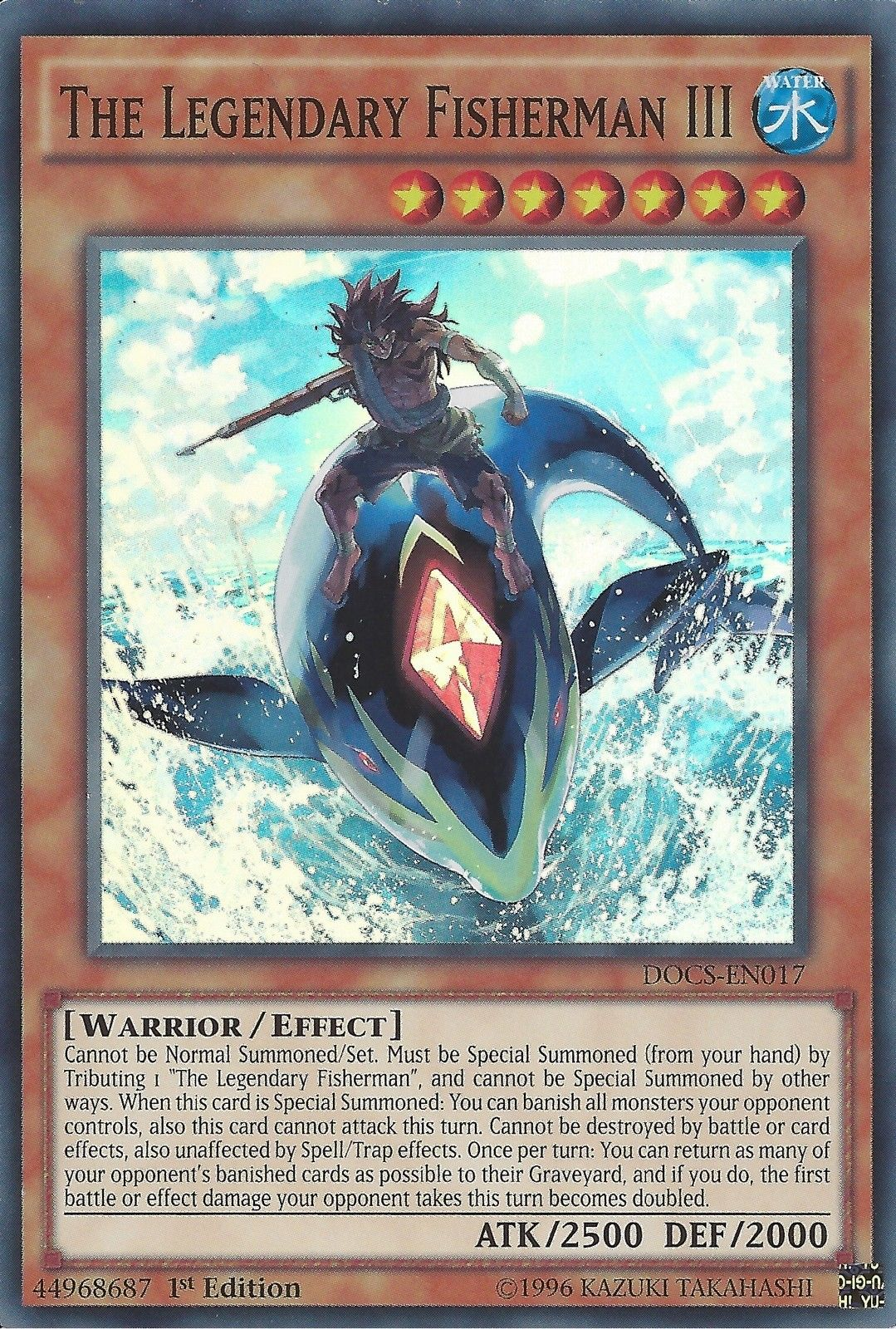 the legendary fisherman iii yu gi oh fandom powered by wikia