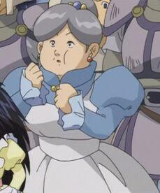 Adena's maid