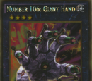 Number 106: Giant Hand