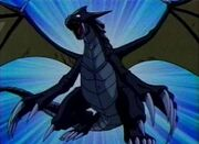 Dragon form Critias