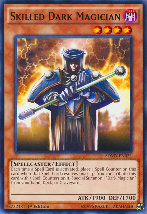 Skilled Dark Magician Yu Gi Oh Fandom Powered By Wikia