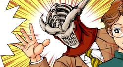 Zombire mask