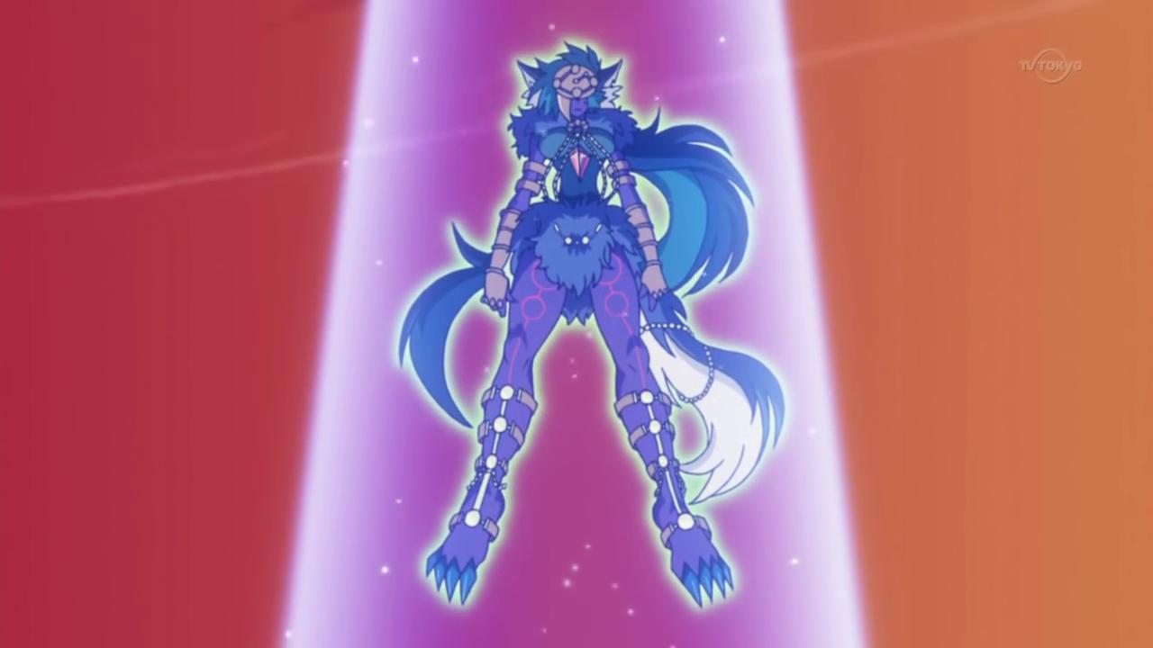 lunalight wolf anime yu gi oh fandom powered by wikia