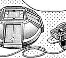 Duel Disk prototype