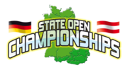 State Open Championships logo