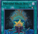 Machine Angel Ritual