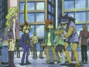 YGO54 - old rivals