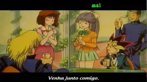 Yu-Gi-Oh! 1998 OVA Opening - Kawaita Sakebi HD